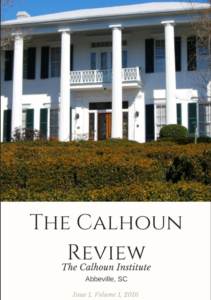 The Calhoun Review